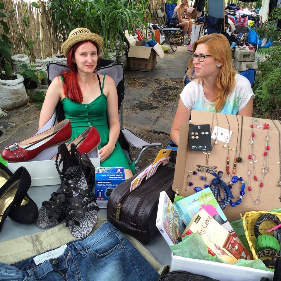 Sommer-Mädchenflohmarkt 20.07.2014  (2/6)