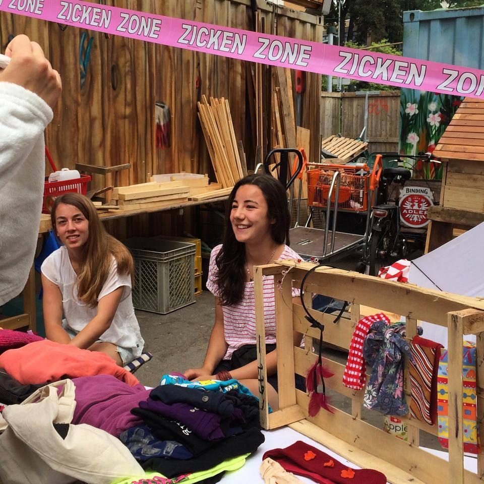 Sommer-Mädchenflohmarkt 20.07.2014  (3/6)